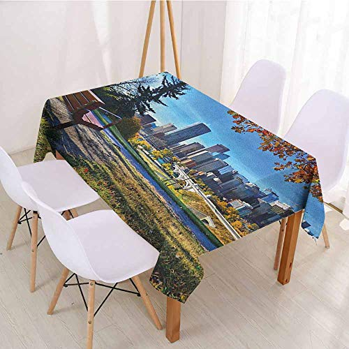 ScottDecor Dinning Tabletop Decoration Picnic Cloth W 52