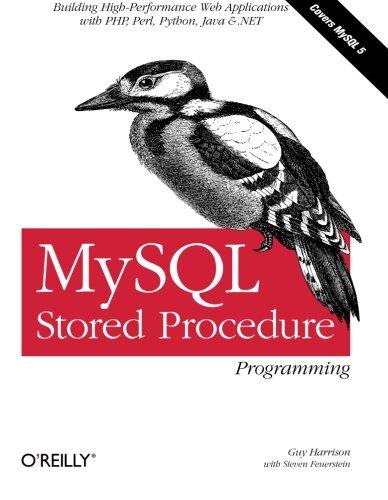 MySQL Stored Procedure Programming High Performance product image