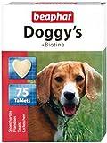 Beaphar Doggy's Biotine Tablets, Dog Supplement, 75 Tablets