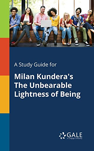 A study guide for milan kunderas the unbearable lightness of being a study guide for milan kunderas the unbearable lightness of being novels for students fandeluxe Image collections