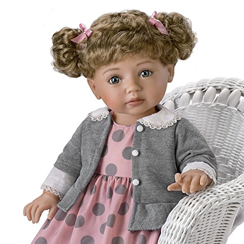 The Ashton-Drake Galleries Mayra Garza Poseable Child Doll with Vinyl Skin and Hold That Pose Armature by The Ashton-Drake Galleries (Image #5)