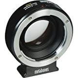 Metabones Contax Yashica Lens to Sony E-Mount Camera ULTRA Speed Booster, Matte Black