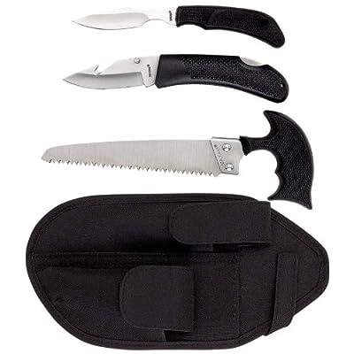 Maxam® 3pc Game Knife Set