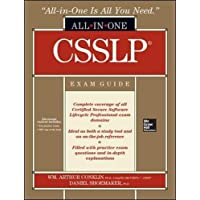 CSSLP Certification All-In-One Exam Guide [With CDROM]