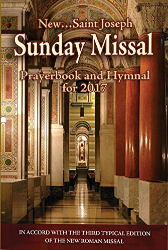 Buy st joseph s sunday missal