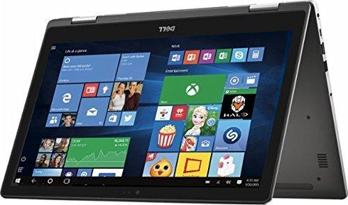 2017 Dell Inspiron 7000 2-in-1 15.6-Inch Full HD Touchscreen Flagship Convertible Laptop PC, Intel Core i7-7500U 2.7GHz, 12GB DDR4, 512GB SSD, Backlit Keyboard, HDMI, 802.11AC, Bluetooth, Windows 10