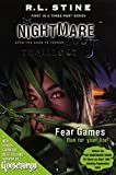 Fear Games (Nightmare Room Thrillogy, 1)