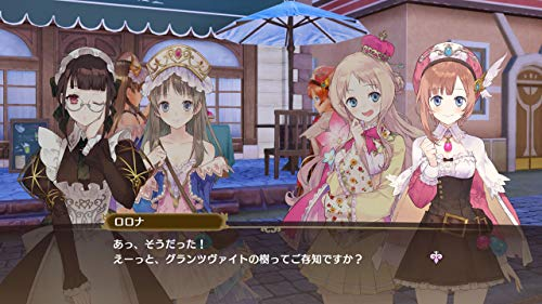 Nelke & the Legendary Alchemists: Ateliers of the New World (20th Anniversary Box) [Japan Import] by Koei Tecmo Games (Image #10)