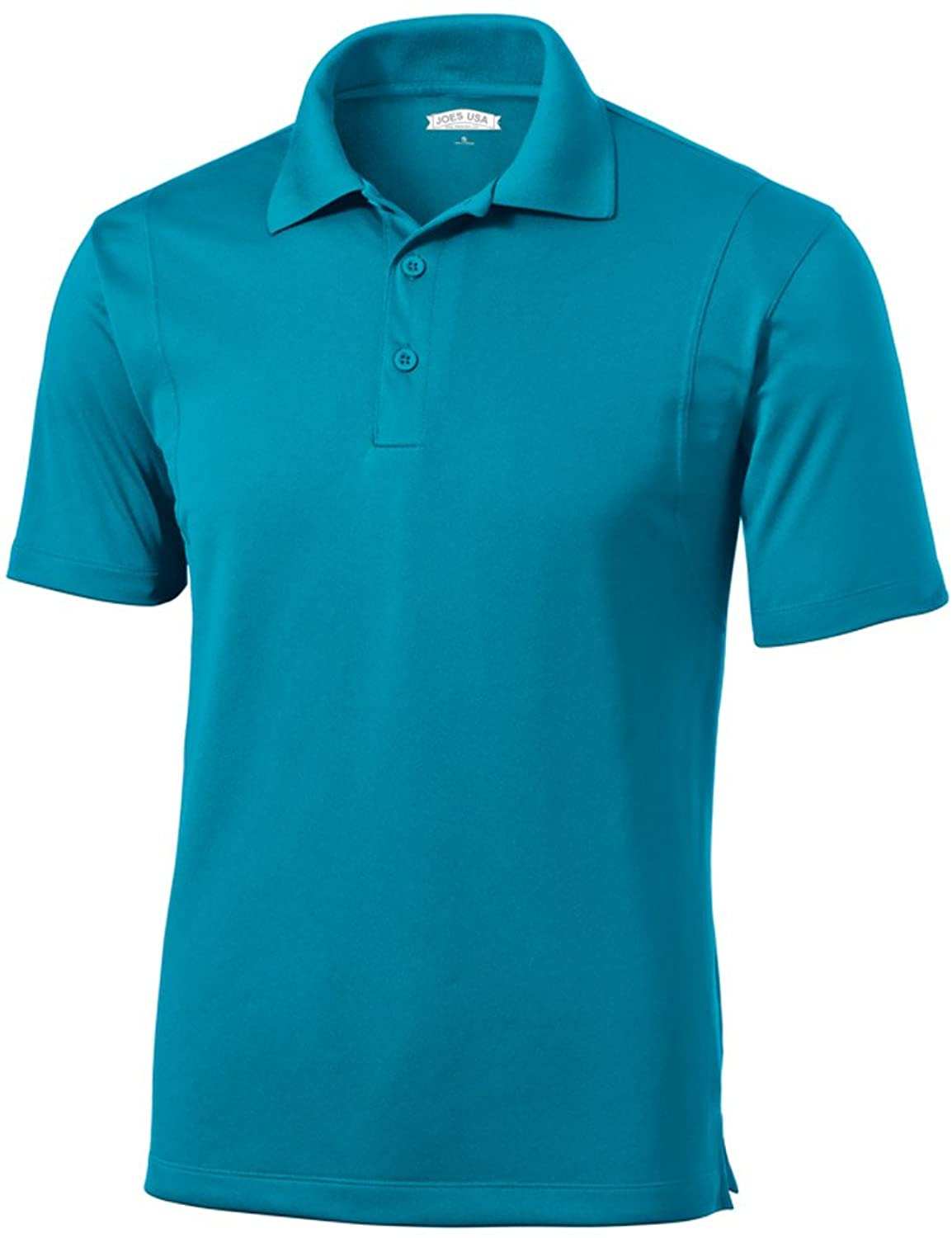 08370288 Online Cheap wholesale Joes USA Mens Moisture Wicking Micropique Golf Polos  in Regular, Big & Tall Active Shirts & Tees Suppliers