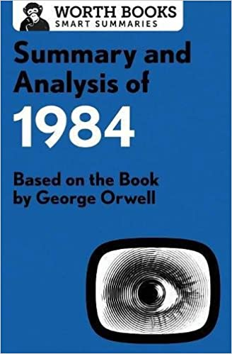 Amazoncom Summary And Analysis Of 1984 Based On The Book By