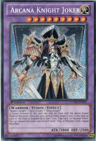 Yu-Gi-Oh! - Arcana Knight Joker  - Legendary Collection 3: