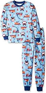 Sara's Prints Big Boys' Pajamas