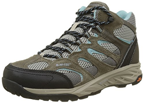 SS18 Boots I Grey Walking Wild Mid Women's Hi Tec Waterproof Fire w6n47
