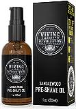 Pre Shave Oil for Men