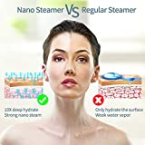 Facial Steamer, DIOZO 10X Penetration 70ML Nano