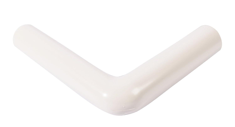 Tiefsp/ülkasten Kunststoff 390 x 350 mm Anschlussbogen f/ür Sp/ülkasten WC Toilette Beige