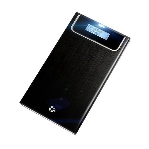 5 opinioni per Iodd 2531, ZM-VE300- HD esterno, 3.0, USB, colore: nero, per DVD virtuale