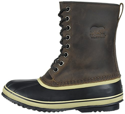 Men's High Premium Leather Ankle T Boot SOREL Snow 1964 Tobacco SxwOvnd