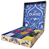 Pukka Herbs Tea Selection Box, Collection of Organic Herbal Teas (1 Box, 45 Sachets)