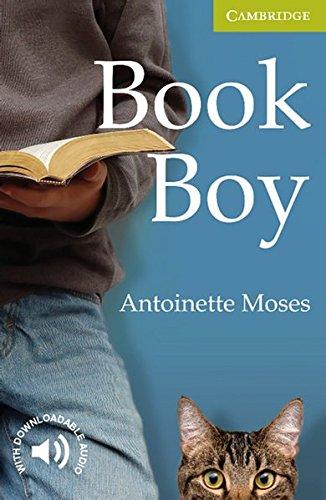 Book Boy: Englische Lektüre für das 1. Lernjahr. Paperback with downloadable audio (Cambridge English Readers)