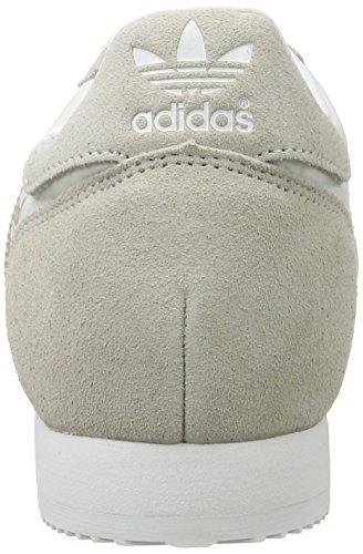 Adidas hombre 's Dragon og zapatillas calzado calzado blanco blanco / blanco