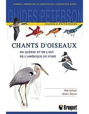 Chants d'oiseaux du Québec et de l'Est de l'Amérique du Nord