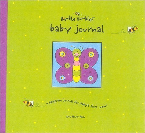 Humble Bumbles Baby Journal [Spiral-bound]