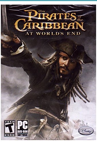 Pirates of the Caribbean At Worlds End (PC Game)