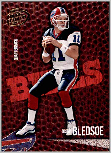 2004 Playoff Hogg Heaven #11 Drew Bledsoe BUFFALO BILLS WASHINGTON STATE
