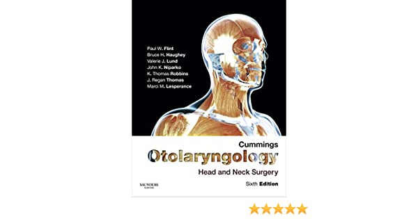 Cummings Otolaryngology Ebook