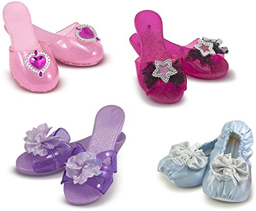 Rock'n Royals Costume (Role Play Shoes, Imaginative Toys, 2017 Christmas Toys)