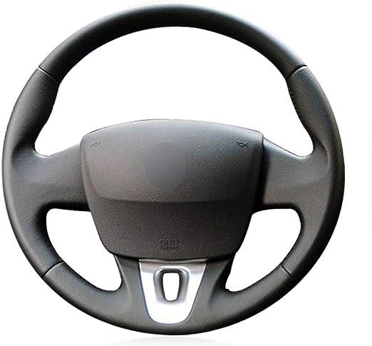 WYYYFA Cubierta para el Volante,para Renault Fluence ZE 2009-2016 ...