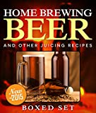 Product review for Home Brewing Beer And Other Juicing Recipes: How to Brew Beer Explained in Simple Steps