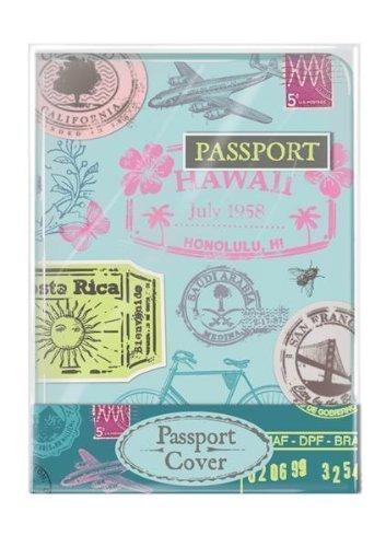 Passport Holder Lovely Design Protector