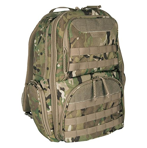 PROPPER Expandable Nylon Backpack, Multicam, ONE SIZE by Propper