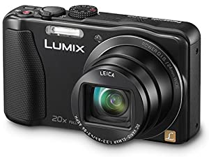 Panasonic Lumix DMC-ZS25 16.1 MP Compact Digital Camera with 40x Intelligent Zoom from PAHW7