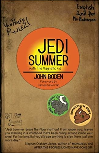 JEDI Summer: with The Magnetic Kid: Amazon.es: John Boden ...