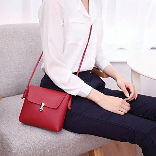 Messenger indici Bag Bag Viaggio tracollaSequin Rosa ☀️Sunshine☀️borse bors Phone Cover Bag Women a Coin borsa Crossbody borsa Hasp Fashion zaini andamento Bag q0fq8