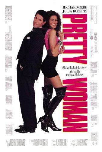 Pretty Woman POSTER Movie (27 x 40 Inches - 69cm x 102cm) (Pretty Woman Posters)