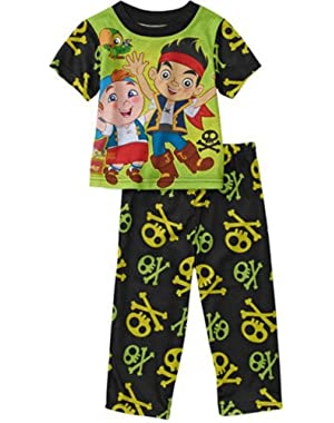 Jake and the Never Land Pirates 12M-5T Pants Pajama Set (12 Months)