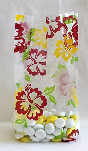 Hawaiian Hibiscus Cello Bags 4