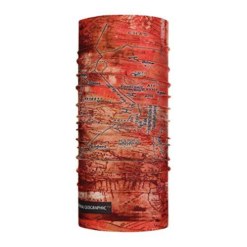 BUFF Unisex Coolnet UV+ National Geographic Nomad Rusty, One Size