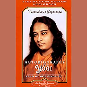 Autobiography of a Yogi Audiobook