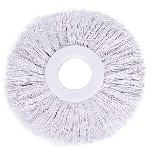 Armoire Cotton (Hot!Ninasill Super Soft Cotton mop Head Solid Color Mop Cloth Dragging Cloth Floor Cleaning Cloth Two pcs)