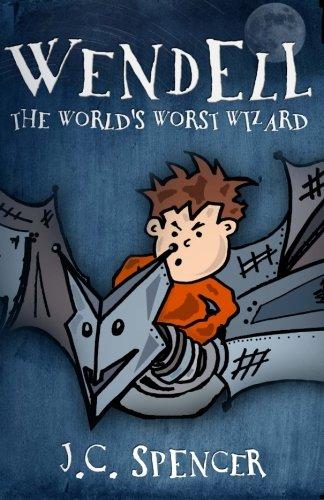 Download Wendell the World's Worst Wizard pdf epub