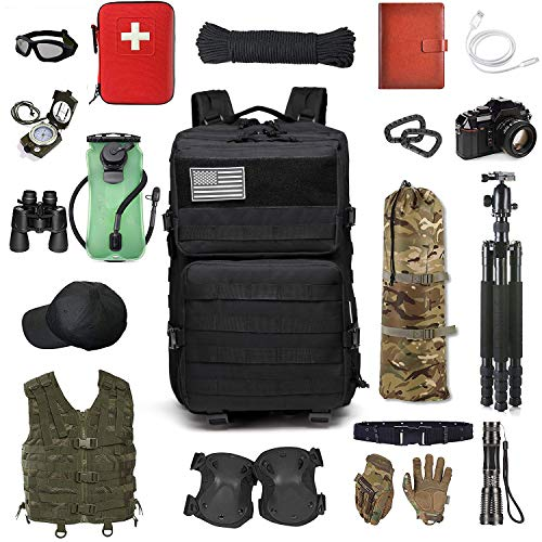 Jual EnergeticSky Multifunction Military Tactical Backpack 7d8a7f71c235f