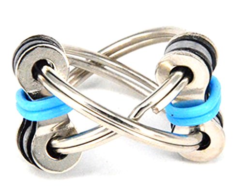 Flippy Chain Fidget Toy Relieve Stress Reducer for Autism, ADD, ADHD, and Autism Boredom your Finger Tips -