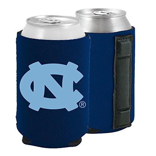 - Kolder NCAA Magnetic Kolder Kaddy Can Cooler Coolie - Neoprene Collapsible Bottom (North Carolina Tarheels)