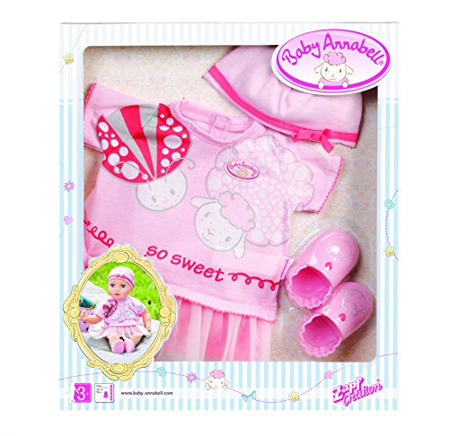 Baby Annabell 700198 Deluxe Summer Dream Set for sale  Delivered anywhere in USA