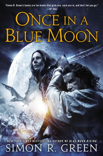 Once In a Blue Moon (Forest Kingdom series Book 5) (In Moon Witch)